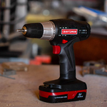 CRAFTSMAN<sup>&reg;</sup>  Lithium-Ion 3/8 Inch Drill/Driver Kit