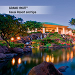 GRAND HYATT<sup>&reg;</sup> Kauai Resort and Spa