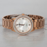 CITIZEN<sup>®</sup> Rose Gold Stainless Steel Women's Watch